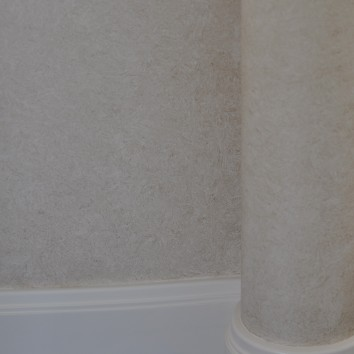 hallway wall glaze - chatham, ma