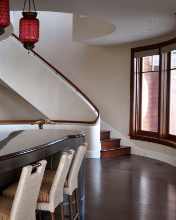 kitchen/hallway glaze - chatham, ma