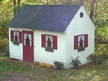 騙し絵の窓とプランター、米国のシャルリー trompe l'oeil windows & planter murals – shirley, ma